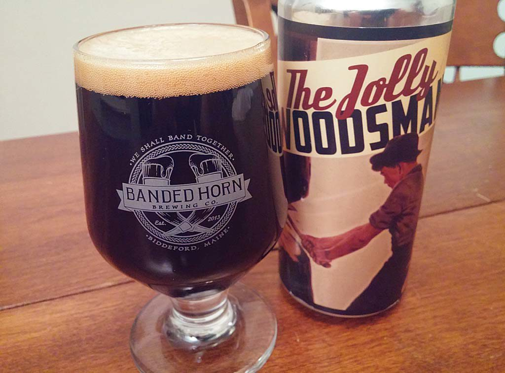 The Jolly Woodsman Banded Horn Brewing A Beerawareness Review