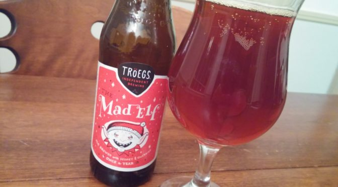 Troegs The Mad Elf